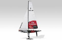 Thunder Tiger ETNZ Racing Yacht - tt5555