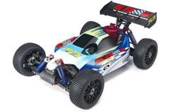Thunder Tiger EB4 S2 Pro Blue Buggy - tt6227f72