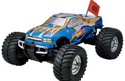 Tunder Tiger 1/8 Blue MTA4 S28 - tt6228f111