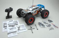 Thunder Tiger 1/8 MT4 G3 4WD RTR - tt6401f112