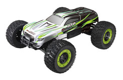 EMTA Monster Truck - Grey/Green - tt6403f113