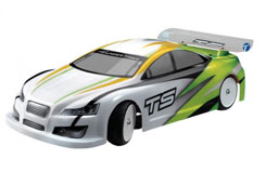 TS4N Plus 3.5 RTR - Green - tt6724f284
