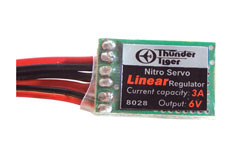 Servo Linear Regulator 3A 6V - tt8028