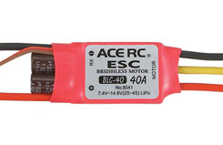 Bl Motor Esc Blc40 - tt8041h