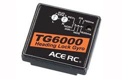 Tg6000 Headlock Gyro - Mini Helis - tt8072
