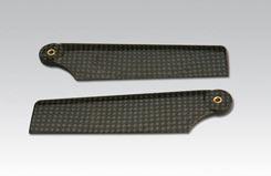 105Mm Tail Blades - tt9892