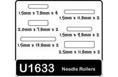 Roller pin bearings Riot 2 - u1633