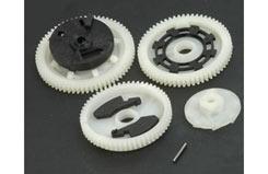 Schumacher 3 Speed Gears Moulding S - u2490