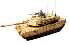 1/32 U.S. M1A1 Abram Iraq 2003 - un80066