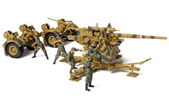 F.O.V. 1/32 German 88mm Flak Gun Ea - un80070