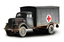 F.O.V. 1/32 German 4x4 Ambulance - un80073