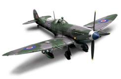 F.O.V. 1/72 Spitfire MkIX No.132 - un80224
