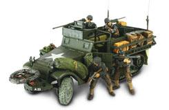 F.O.V. 1/32 U.S. M3A1 Half-Track - un81009