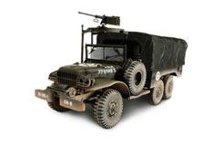 1/32 U.S. 6X6 1.5 Ton Cargo Truck - un81012