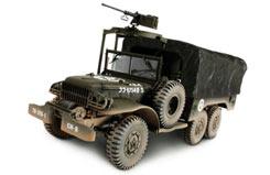 F.O.V. 1/32 U.S. 6X6 1.5 Ton Cargo - un81018