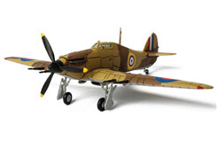 F.O.V. 1/72 UK Hurricane WWII 1940 - un85060