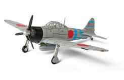 1/72 Japanese Mitsubishi Type Zero - un85067