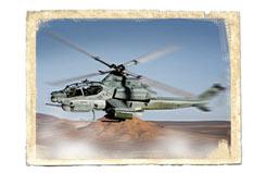 F.O.V. 1/72 Bell AH-1Z Viper Heli - un85074
