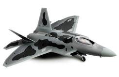 1/72 U.S. F-22 Raptor Langley Air - un85082