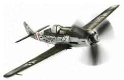1/72 German Fw190D-9 Plane Kit - un87008