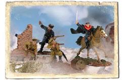 1/72 Russian Cossack Cavalry - un93089