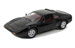 Hotwheels1/18 Ferrari 308 GTB Black - v8378