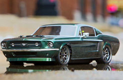 1967 Ford Mustang V100-S 1/10th RTR - vtr03017i