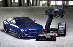 2015 FORD MUSTANG GT V100-S 1/10TH - vtr03084i