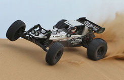 Vaterra 1/8 Glamis UNO SS 2WD Buggy - vtr04000i