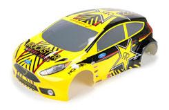 Vaterra 1/10 4WD Ford Fiesta Body - vtr230035