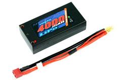 Voltz 4000mAh 7.4v 30C Hard Ca - vz0309