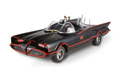 Hotwheels Classic TV Series Batmobi - w1171