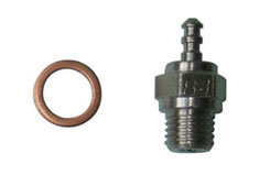 Glow Plug (Hot) - 21 - x-dhk21-0150