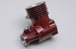 Crankcase - (Red) Irvine 120 - x-irv120-1001a