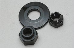 Locknut Set Fs40/48/52 Surpass - x-os45810100