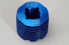 Cylinder Head (Blue) - Xtm247 - x-xtm148391