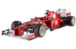 HW 1/18 Ferrari F2012 F. Alonso - x5484