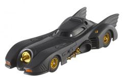 Hotwheels 1/43 1989 Batmobile - x5494