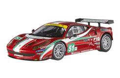 1/43 Ferrari 458 Italia GT2 Le Mans - x5497