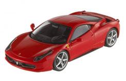 HW 1/43 Ferrari 458 Italia Red - x5502