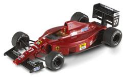 HW 1/43 Ferrari 640 1989 Hungary GP - x5517