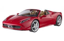 1/18 Ferrari 458 Italia Spider - x5527