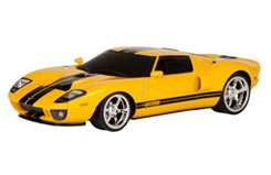 XQ 1/43 Yellow Ford GT40 Kit - xqmx433