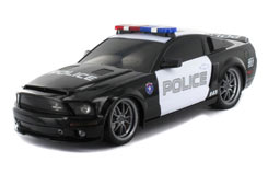 1:18 Ford GT500 Police Car - xqrc18-4paa