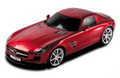 1:24 SLS Mercedes - xqrc24-5aa