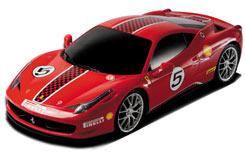 XQ 1/24 RC Ferrari 458 Challenge - xqrc24-8aa