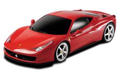 1:24 Ferrari 458 - xqrc243aa