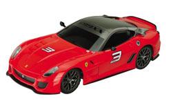 XQ 1/18 Ferrari 599XX R/C - xqrc7aa