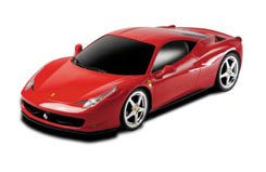 XQ 1/18 Ferrari 458 R/C - xqrc9aa