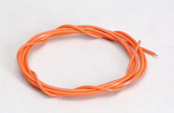 Rx Antenna Cord - Orange (110Cm) - y-ar2933